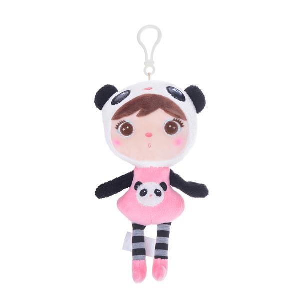 mini boneca metoo jimbao panda