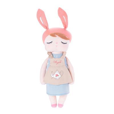 Boneca Metoo Angela Doceira Retro Bunny Rosa 33cm (1)