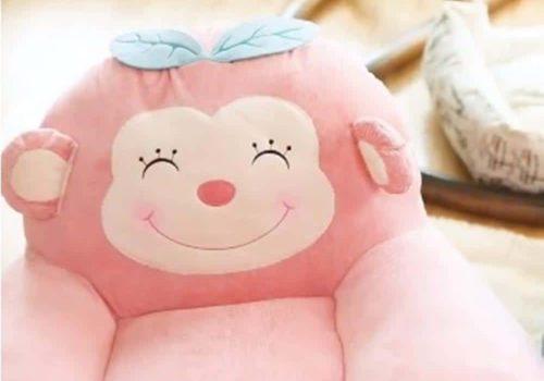 mini sofá infantil metoo de macaco
